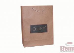 Dufy Kraft Karton Çanta İmalatı ve modelleri.