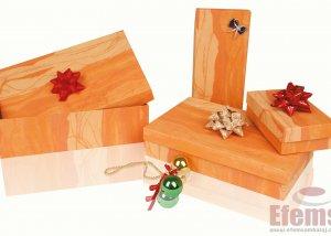 Hediyelik karton kutu ve karton kutu modelleri