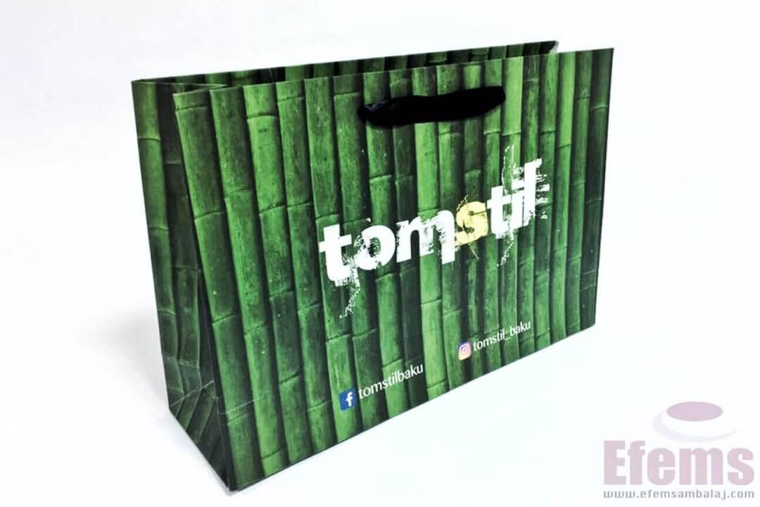 Tomstil Karton Çanta